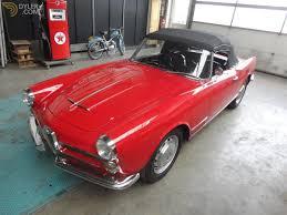 alfa romeo classic spider classic 1961 alfa romeo 2000 touring spider cabriolet roadster