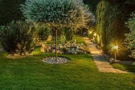 what is the best solar lighting for outside the best solar landscape lights for yard pathway trees