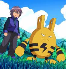 respect paul u0027s electivire pokemon anime respectthreads