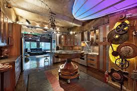 House Design New York Steampunk Design Steampunk Loft Apartment In New York
