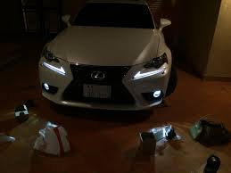 lexus es 350 price in saudi arabia after installing the 2015 led fog lights on my 3is clublexus