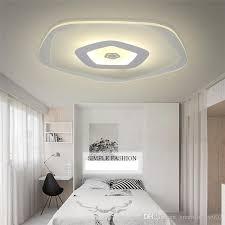 Fancy Ceiling Lights 2018 Fancy Pentagon Led Ceiling Lights For Home Ultrathin 220v 35w