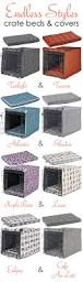 Dog Crate Covers The 25 Best Crate Cover Ideas On Pinterest Dog Crate Cover Dog