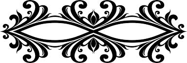 clipart decorative ornamental flourish frame aggrandized 28