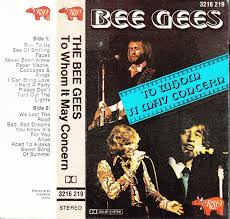 Turn Out The Lights Song Bee Gees To Whom It May Concern Cassette Album At Discogs