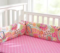 Paisley Comforters Petite Paisley Nursery Bedding Pottery Barn Kids
