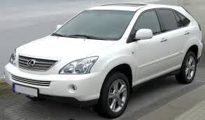 lexus rx 400h vs lexus rx 450h lexus rx 400h information and photos momentcar