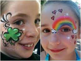 incredible photographs of kids face painting 26 pics