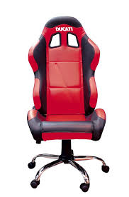 siege de style siege bureau baquet i grande 5197 chaise pilote ducati style