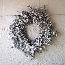 baby eucalyptus wreath silver wreath for wreath