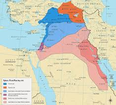 Map Of Ottoman Empire Through My Eyes Middle East Madness