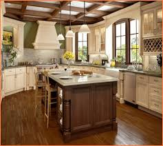 How To Antique Glaze Kitchen Cabinets Ivory Kitchen Cabinets With Glaze Home Design Ideas