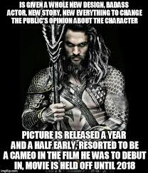 Aquaman Meme - aquaman bull imgflip
