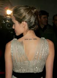 small arabic tattoo on back of neck all tattoos for men