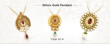 gold pendant necklace jewelry images Ethnix buy ethnix jewellery online malabar gold diamonds png
