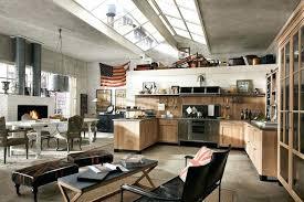 cuisine style loft industriel meuble de cuisine style industriel cuisine style industriel