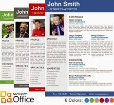 Publisher Resume Templates Microsoft Publisher Resume Templates Free Customizable Ebook
