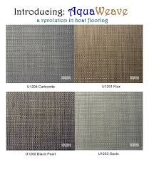 aquamats aquaweave revolutionary flooring from corinthian