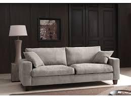 canape 3 places tissu canapés fixes d angle et méridiennes confortables et pas chers