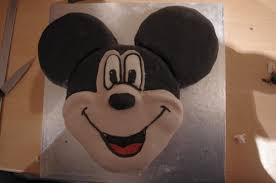 howtocookthat cakes dessert u0026 chocolate mickey mouse cake