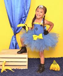 Minion Tutu Dress Etsy 25 Minion Costume Ideas Minions Party