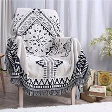 throws and blankets for sofas amazon com fabricmcc throw blanket southwest african aztec tribal