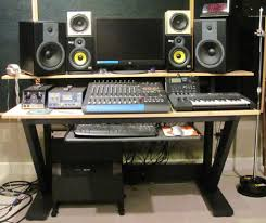 recording studio workstation desk studio linden recording studio hannover soundbetter