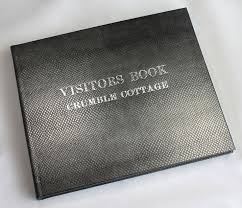 Leather Guest Book 9 Best Large Visitor Guest Book Images On Pinterest Guest Books