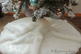 Chevron Tree Skirt Awesome Projects Made With Faux Fur