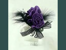 purple corsage purple wrist corsage beautiful picture ideas purple wrist