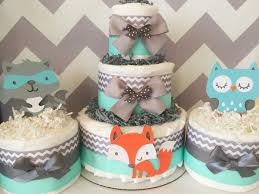 Boy Baby Shower Centerpieces Ideas by 107 Best Fox Or Woodland Baby Shower Ideas Images On Pinterest