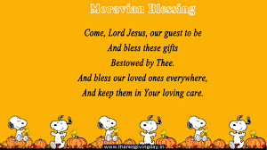 thanksgiving prayers 2015 for family and friends