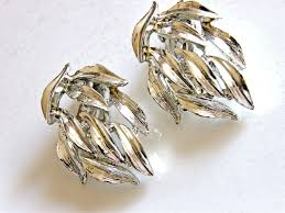 vintage earrings vintage designer signed collection past enchantment