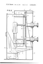 patent us3920939 circuit breaker protective shutter apparatus
