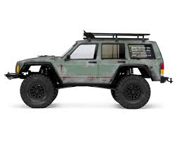 jeep cherokee green 2000 axial 2000 jeep cherokee primer series body wrap fern green by