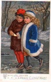 mondo lizzie borden the origins of christmas cards