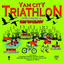 yam city triathlon