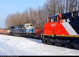 Minnesota travel by train images Photo cn 8100 canadian national railway sd70ace jpg
