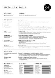 Example Graphic Design Resume by Artist Resume Examples