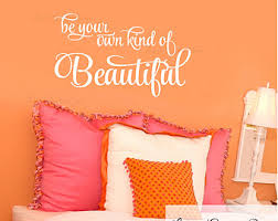 Beautiful Wall Stickers by Beautiful Wall Decal Etsy