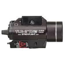 Streamlight Pistol Light Streamlight Tlr 2 Irw White Led Class I Ir Laser Rail Locating