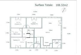 plan d une chambre plan maison 100m2 4 chambres 1 lzzy co d une de newsindo co