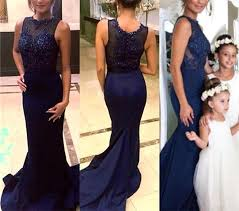 affordable bridesmaid dresses mismatched different styles mermaid royal blue