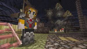 Stampy And Squid Adventure Maps Minecraft Xbox Skyrim Survival Games Part 2 Youtube