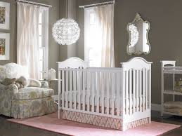 Chandeliers For Girls Baby Nursery Decor White Furniture Chandelier For Baby Nursery