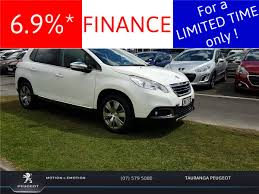peugeot suv 2015 peugeot 2008 allure 1 6 auto 2015 used peugeot new zealand