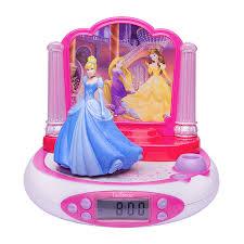 Camerette Principesse Disney by Radio Proiettore Sveglia Avengers Principesse Frozen