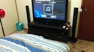 5 1 Home Theater Htd5570 94 Philips - philips htb3570 5 1 home theatre system youtube