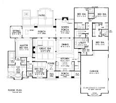 Donald A Gardner Floor Plans House Plan The Roseburg By Donald A Gardner Architects