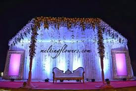 wedding backdrop decorations wedding backdrop decorations at templetree leisure bangalore